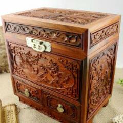 红木首饰盒