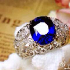 皇家蓝彩宝