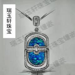 瑞玉軒珠宝镶嵌Xhzhou