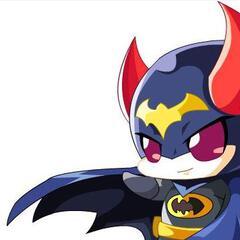 蝙蝠女俠阿呆