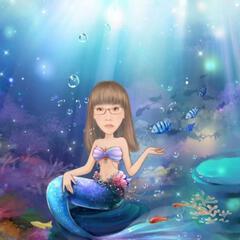 深海美人魚