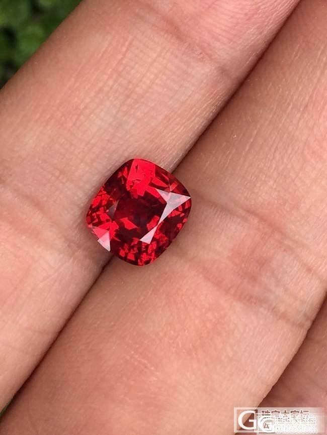 2.55缅甸尖晶_尖晶石刻面宝石