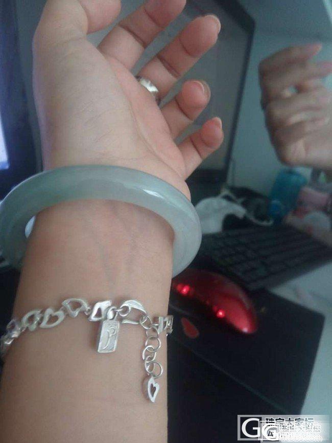 热爱的手链和戒指 200一套包邮_银