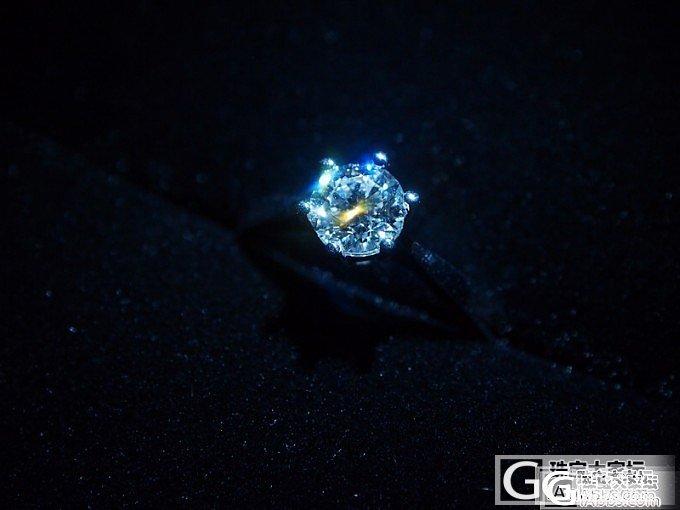 永恒的经典——66分六爪订婚钻戒_钻石