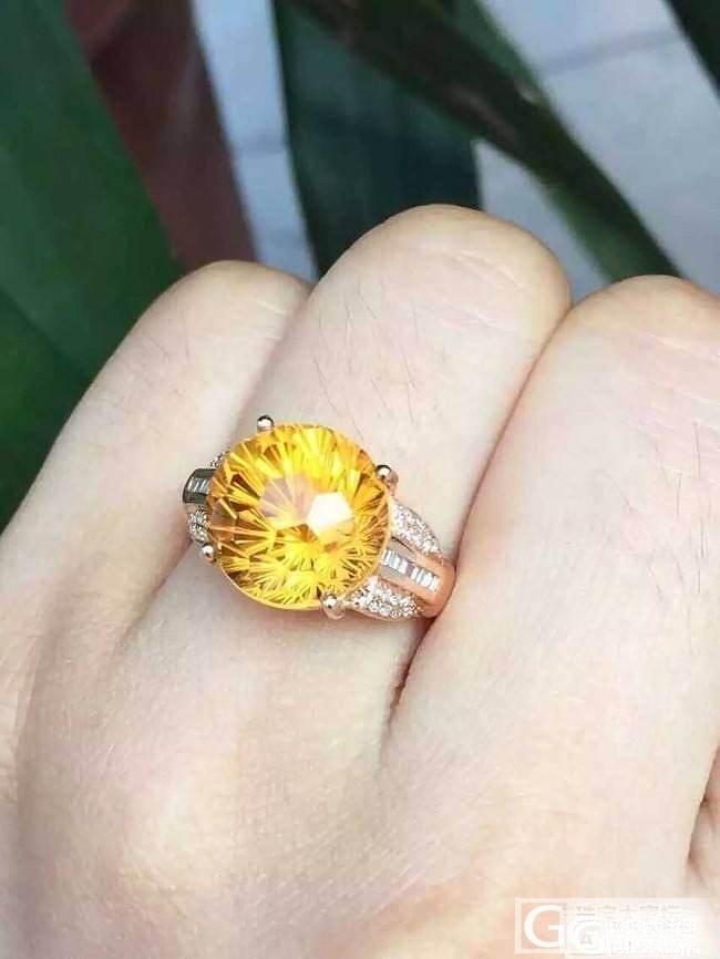 送女朋友的纪念礼物,三个水晶戒指哪个漂亮,大家帮忙票选啊!!_戒指水晶