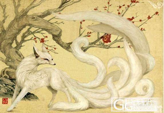 一颗心,两只狐,千面女人。_珠宝