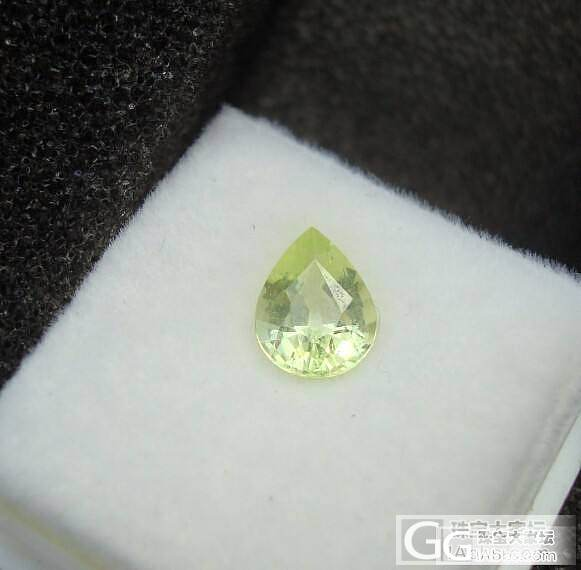 几颗金绿刻面_金绿宝石