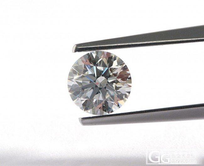 急~bluenile上订购 给了实物图 大家再帮忙看下 婚期快到了 很着急_钻石