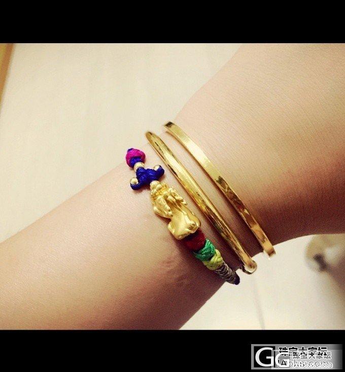 2015.8.3海盗配饰の林筷子&a..._手镯金