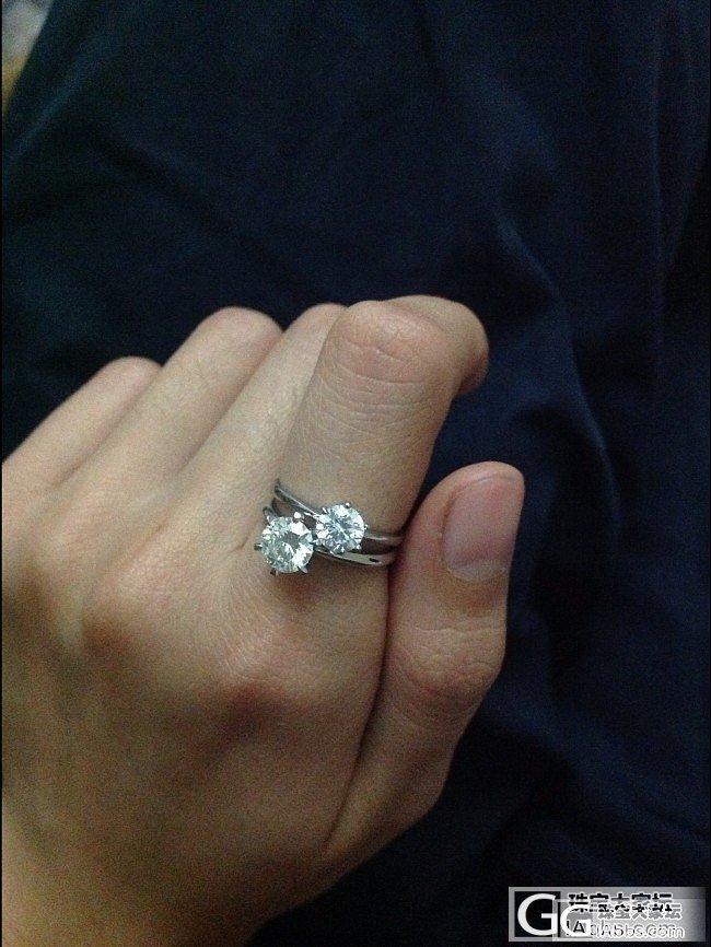 淘气一下,你们更喜欢哪个?_钻石