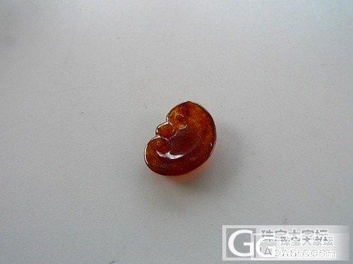 F礼玉锋翡翠F--8.4   葫芦戒面+紫罗兰水滴+天鹅戒面+红翡如意_翡翠