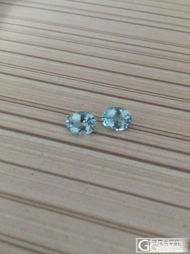 【傲蕾伊兰珠宝】来一组海蓝宝石套装_傲蕾伊兰珠宝