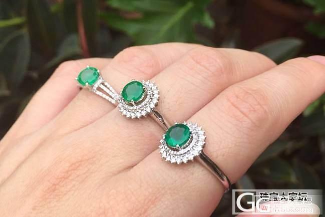 5.5泰勒珠宝特价成品秒杀祖母绿戒指..._泰勒珠宝