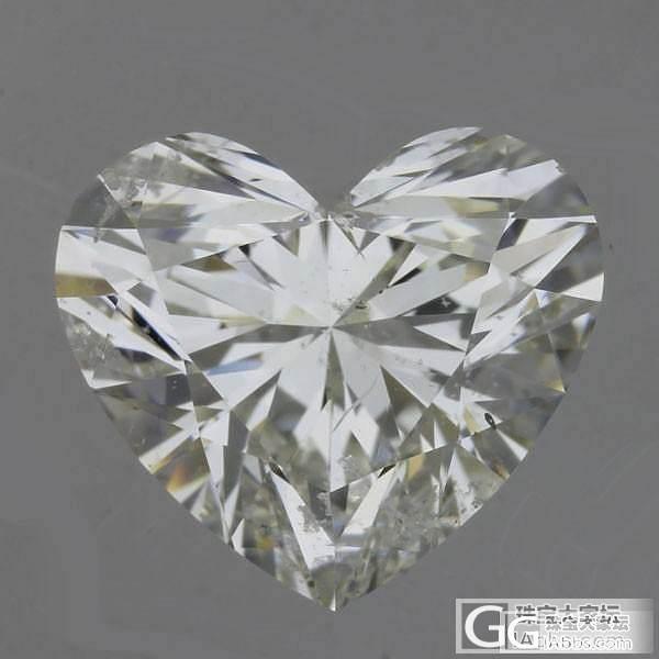 【先恩尼】1.21克拉 GIA证 心形钻 秒杀16888_钻石
