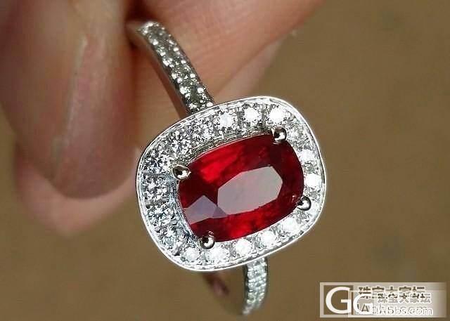 大家觉得这个红宝石怎么样,值得入手吗?_名贵宝石