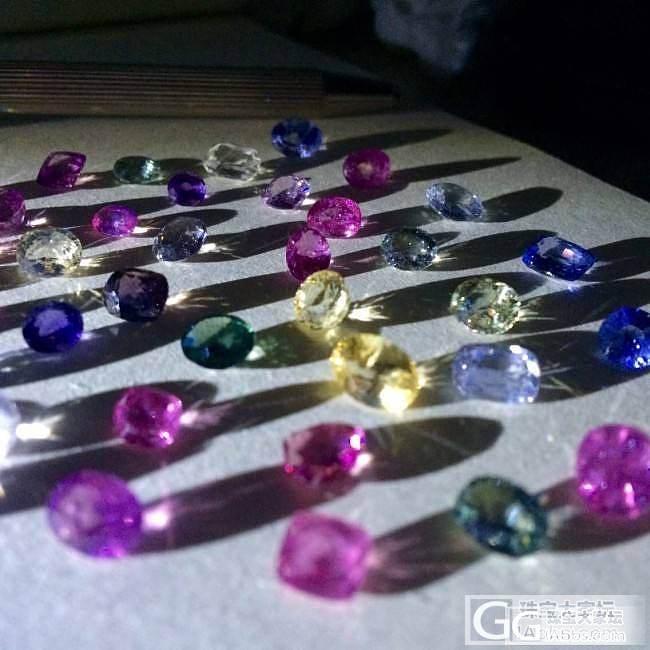 找到有缘人的宝石们,纯欣赏_宝石