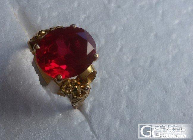 4.5克拉的 鸽血红宝石_刻面宝石红宝石