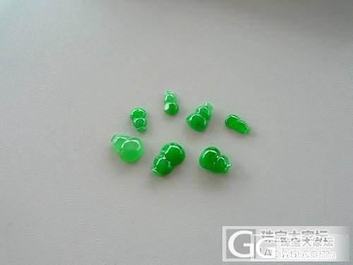 F礼玉锋翡翠F--8.5  全部一手~葫芦+紫罗兰蛋面+随形_翡翠