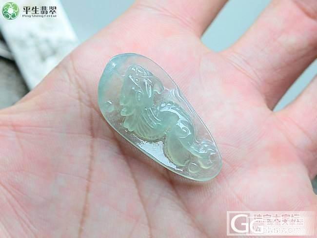 【平生翡翠】150505006 冰晴水龙 售价:680元_平生翡翠