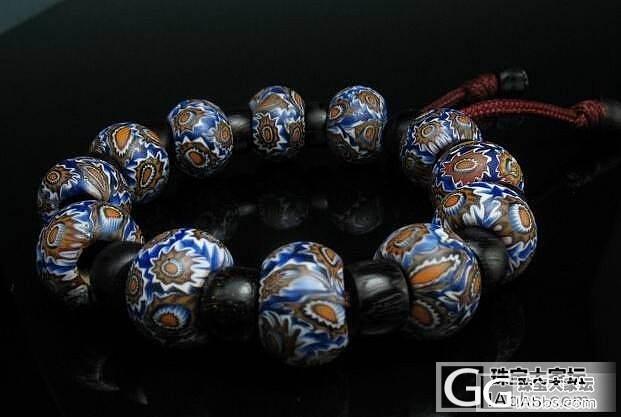 【文玩讲堂】专家教您如何选购琉璃手串手链?_珠宝