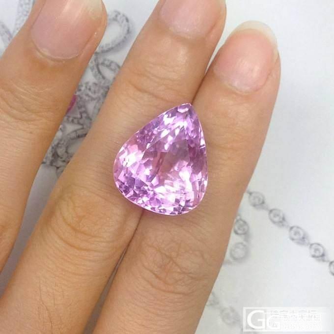 【宝石工匠】8月5日更新石头,有双色碧玺、大颗粒紫锂辉、马里榴石、红宝等_莫桑石宝石