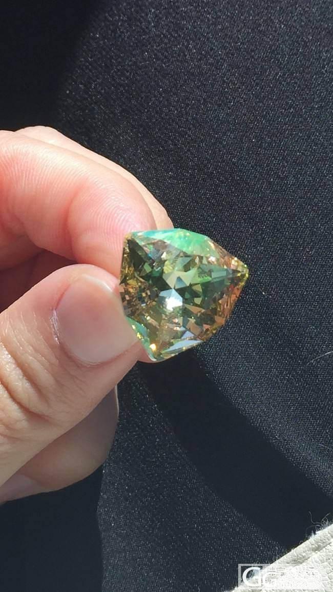 谁认识这个?_宝石刻面宝石