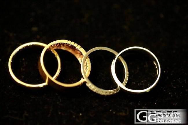 我的奥运五环和老公的奥迪_戒指金