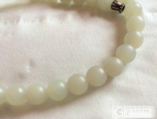 试转8mm籽珠项链 为她寻个好人家_传统玉石
