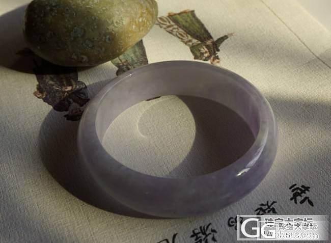 大亏出完美紫镯(已出),顺道带一个水..._翡翠