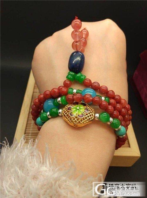【文玩把玩技巧】5招教你轻松搞定南红玛瑙手链圆珠的保养_珠宝