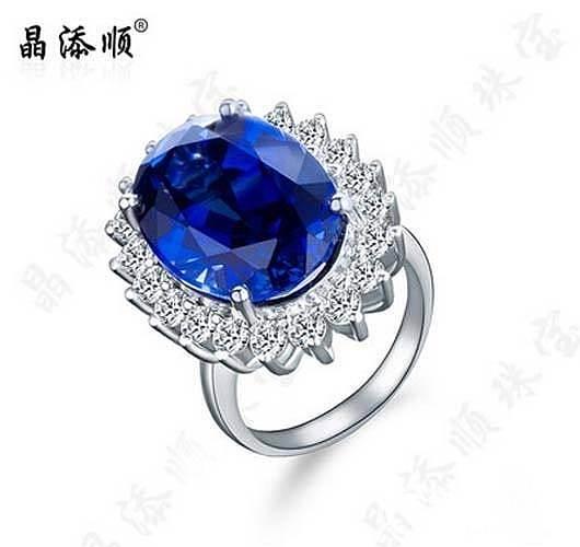 【宝石大聚点】都是非常漂亮的宝石戒指及吊坠!美美哒_金挚恒珠宝镶嵌