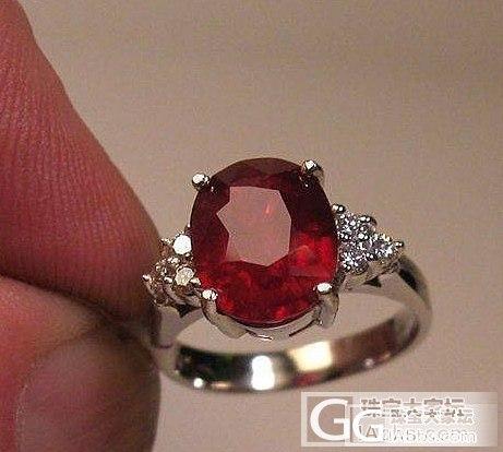 大家看看这颗3克拉的红宝石品质如何?_红宝石