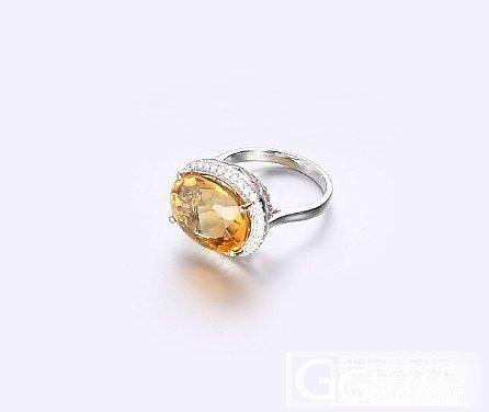 一位韦博英语的老师送给自己的礼物,她..._刻面宝石黄水晶