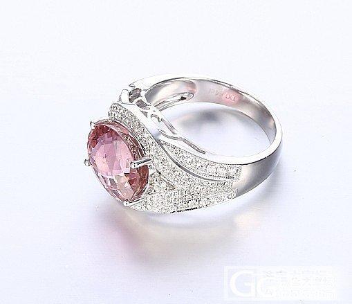 珠光宝气就是这个效果姑娘你要的效果实..._戒指刻面宝石碧玺