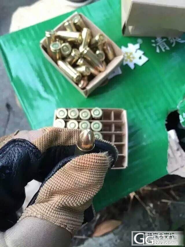 【户外】八一建军节||过节实弹射击花絮:95、机、手投、手枪_闲聊