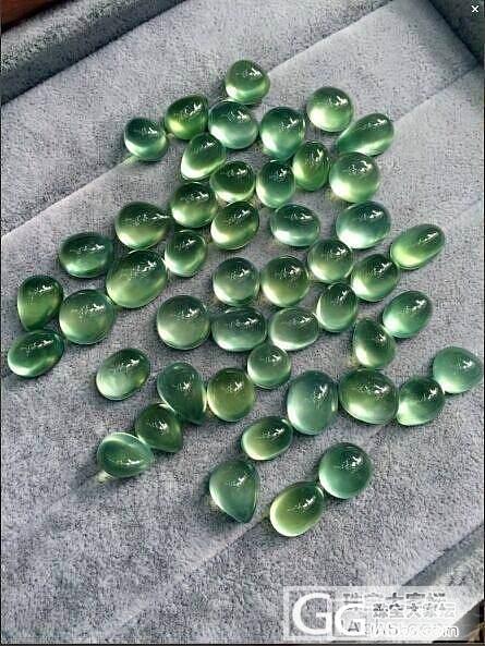 葡萄石,泰国工厂直批,喜欢联系~_宝石