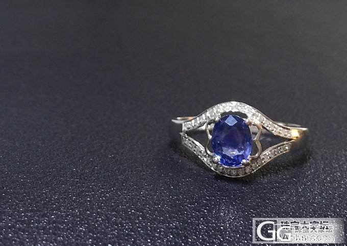 蓝宝石戒指_戒指蓝宝石