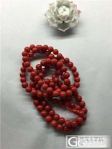 极品沙丁牛血红108_有机宝石