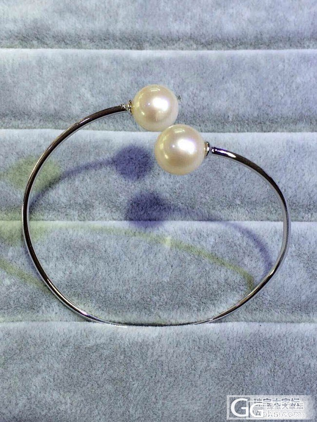 新款天然珍珠饰品 上新三款性价比高的_有机宝石
