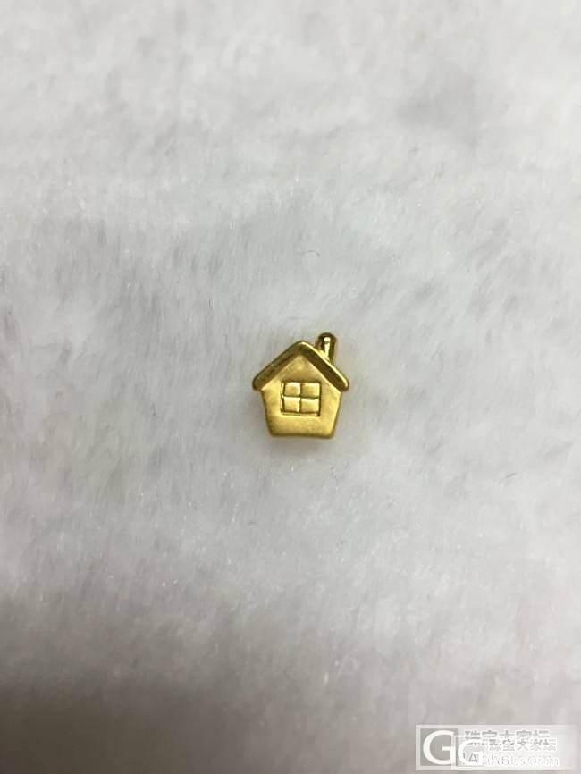 gold house 千足金硬金现货..._金