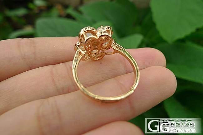晚上好大家麻烦看看这个戒指值多少呢。_戒指翡翠