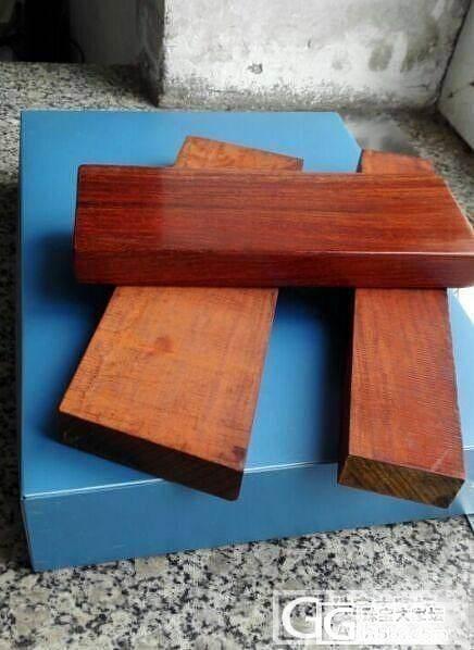 三块板砖(我想把剩下的两块开成镇纸,..._木