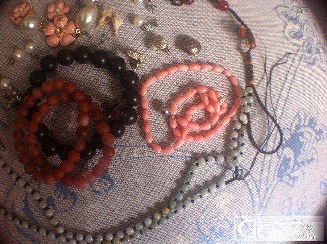 翡翠,蜜蜡,南红,珊瑚,各种都有点,努力做到一周一贴_有机宝石