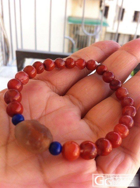 翡翠,蜜蜡,南红,珊瑚,各种都有点,..._有机宝石