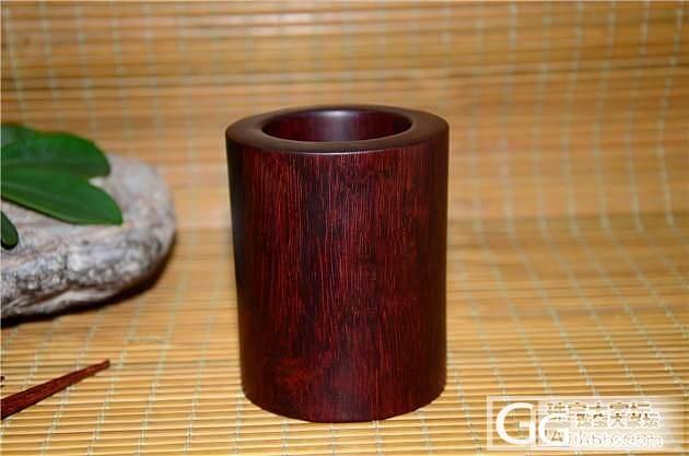 印度小叶紫檀茶桶 针 勺 镊_珠宝