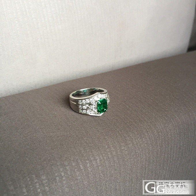十多件精美的祖母绿戒指,全部北京店现货_宝石