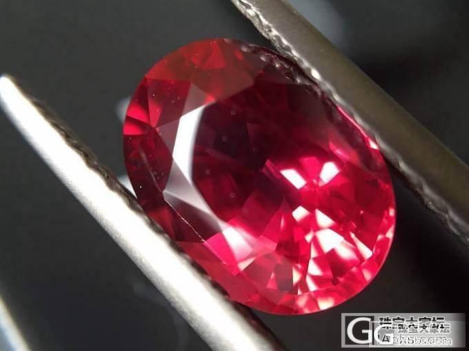 2.04ct主证鸽血红红宝,带GRS证书_珠宝