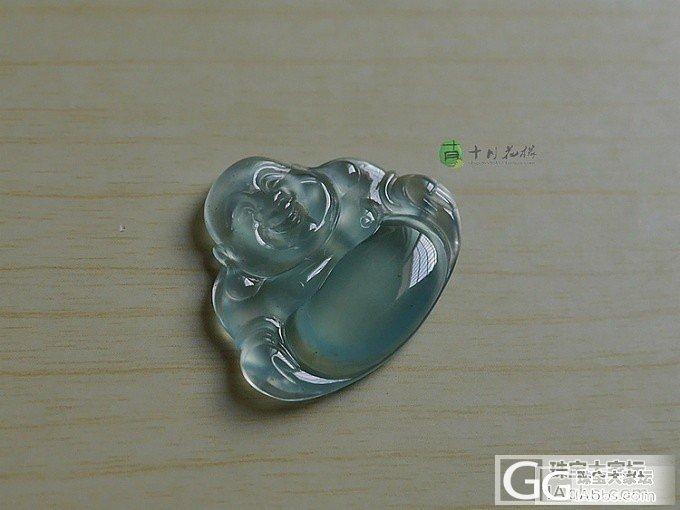 【十月】8.7新货-玻璃种佛公,售价...
