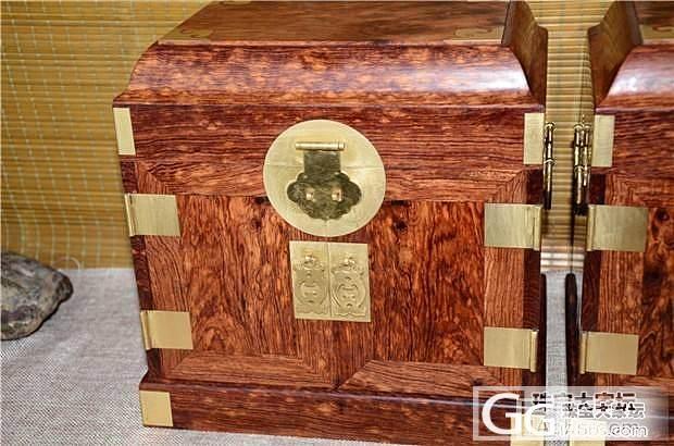 宝石 玉石  专用箱  也是古代的官箱_文玩