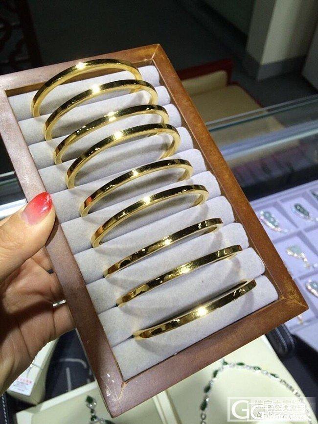 筷子手镯,震撼展示!_珠宝